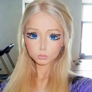 "Chatter Busy: ""Human Barbie"" Valeria Lukyanova Under The ..."