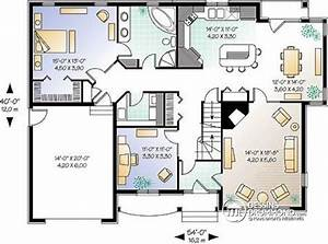 Detail du plan w3443 plans pinterest bureaux garage for Faire un plan maison 0 une maison 224 larchitecture atypique detail du plan de