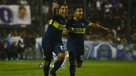 Gimnasia 2-2 Boca: goles, resumen y resultado del ...
