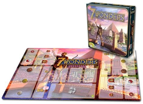 accessories 7 wonders playmat accessory