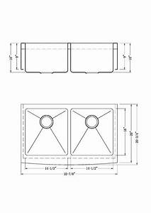 spap5050s superior sinks With apron sink sizes