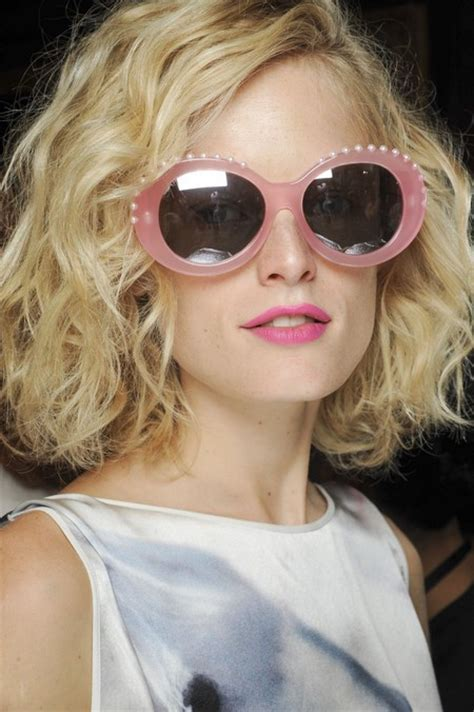 11 Great Short Wavy Hairstyles for 2015   Pretty Designs
