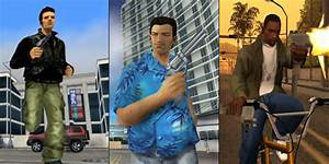 GTA: San Andreas and Vice City characters will not be in ...