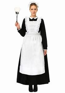 Traditional Maid Costume for Women