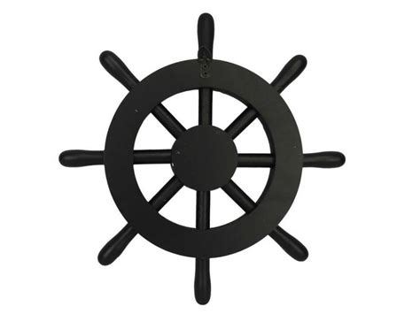 Buy Pirate Decorative Ship Wheel With Anchor 12 Inch