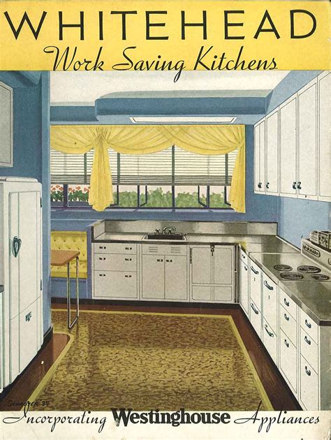 cabinets designs kitchen whitehead steel kitchen cabinets 20 page catalog from 1938