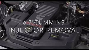 6 7 Cummins Injector Removal