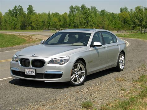 2010 Bmw 7series Picturesphotos Gallery  Green Car Reports