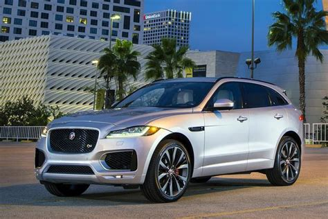 2018 Jaguar F-pace Diesel Pricing
