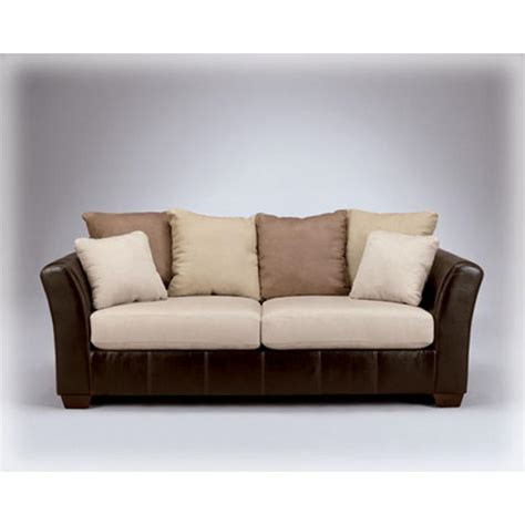 1940138 Ashley Furniture Logan  Stone Living Room Sofa
