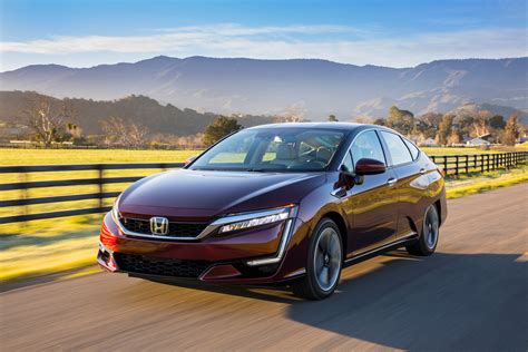 Honda Car : 2017 Honda Clarity Fcv Review