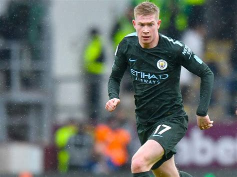 Kevin De Bruyne feeling the pinch as Manchester City ...