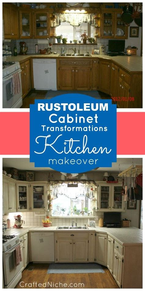 Rustoleum Cabinet Transformations Kitchen Makeover