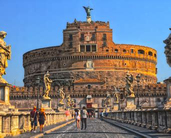 Ingresso Castel Sant Angelo by Castel Sant Angelo Roma Italy Travels Tours