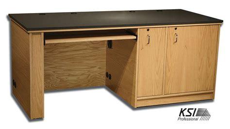 Esl Desk by Esl Pd72 Presentation Desk Ksipro