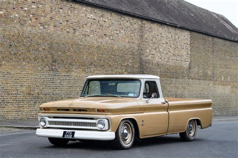 custom chevy  long bed auto box sold car