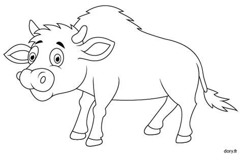 dessiner un plan de cuisine dessin gratuit à imprimer un taureau dory fr coloriages