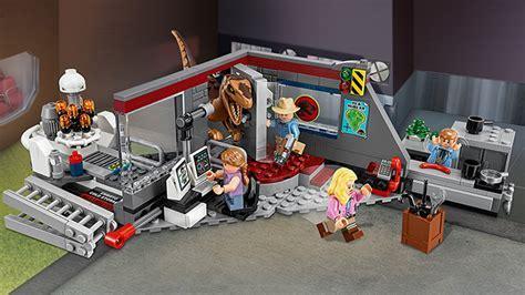 Jurassic Park Raptor Chase   75932   LEGO® Jurassic World