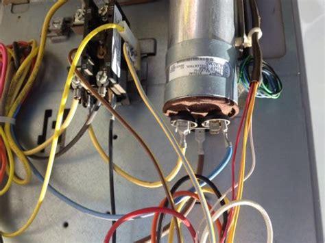 furnace fan not working carrier a c condenser fan not working doityourself com