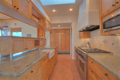 galley kitchen sink price 25 stylish galley kitchen designs designing idea