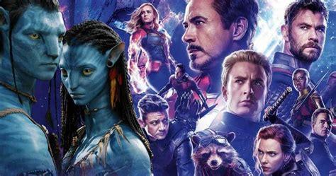 avengers endgame finally beat avatar   biggest