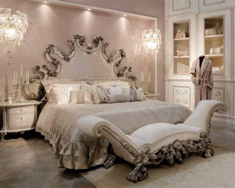 chambre style baroque deco chambre baroque