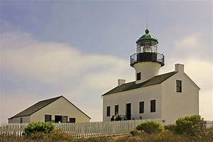 Old Point Loma Lighthouse - Cabrillo National Monument San ...
