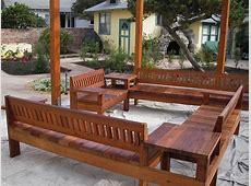 Redwood Patio Furniture Home Design