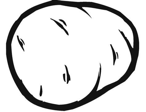 rangement pomme de terre cuisine dessin de pomme de terre