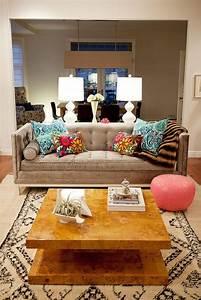 quel tapis avec canap gris deco salon canape gris avec With tapis persan avec coussin de canapé design