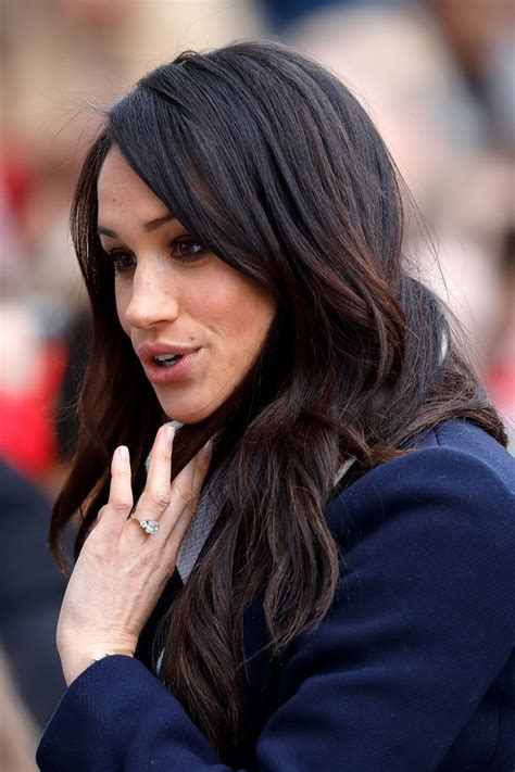 Meghan markle was an actress on the hit legal drama suits before becoming the duchess of sussex when she married prince harry in 2018. Meghan Markle has red highlights in her hair now | Marie Claire Australia