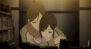 Anime Hug GIFs - Find & Share on GIPHY
