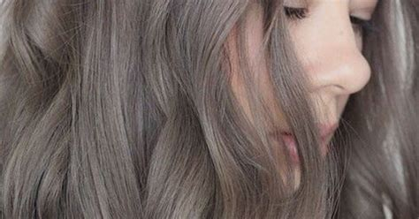 cool toned brown hair color ideas  fall