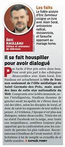 Le Journal Du Hacker : ric naulleau se fait houspiller pour avoir dialogu egalite et r conciliation ~ Preciouscoupons.com Idées de Décoration
