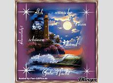 Schoenen Abend Gute Nacht Bild Facebook BilderGB Bilder
