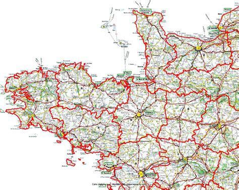Carte Nord Ouest à Imprimer by Carte Du Nord Ouest De La Arts Et Voyages