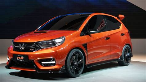 The Honda Small Rs Concept Is Indonesia's Solution For A