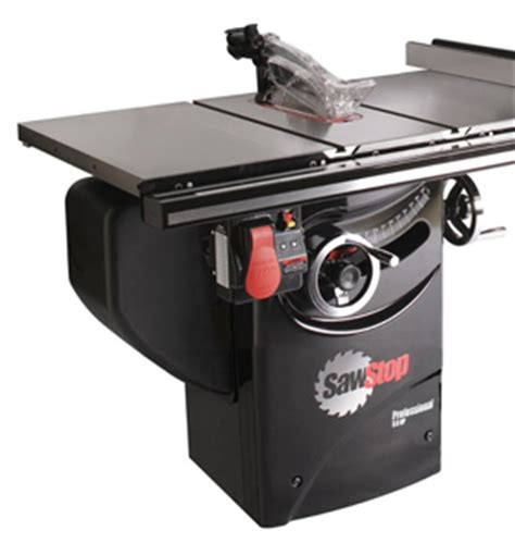 professional table saw reviews sawstop pcs31230 professional cabinet saw review best