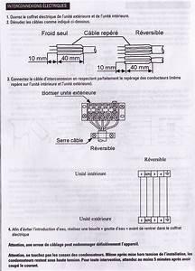 Clim Reversible Ou Chauffage Electrique : conseils branchement lectrique climatiseur alpatec csm26 ~ Medecine-chirurgie-esthetiques.com Avis de Voitures