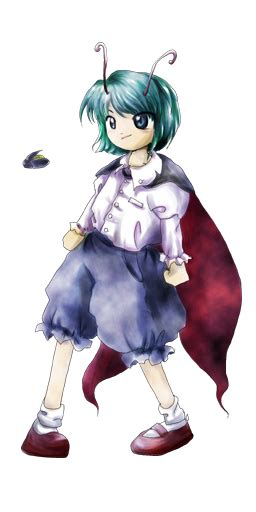 wriggle nightbug touhou wiki fandom powered  wikia