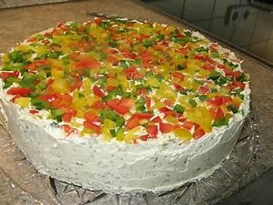 Torte Mit Frischkäse : schwarzbrot frischk se torte von kathawillwas ~ Lizthompson.info Haus und Dekorationen