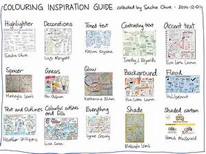Exploring Sketchnote Colour Styles