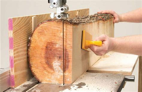 simple lumber maker popular woodworking bandsaw
