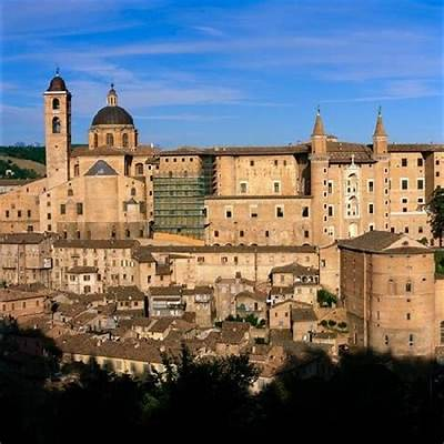 Urbino (A Journey of a Thousand Miles Begins With Too