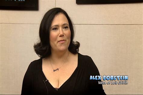 Alex Borstein  Family Guy Wiki  Fandom Powered By Wikia