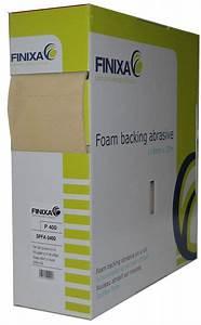 Papier Abrasif Carrosserie : finixa rouleau abrasif sur mousse 114mm x 25m p800 ~ Melissatoandfro.com Idées de Décoration