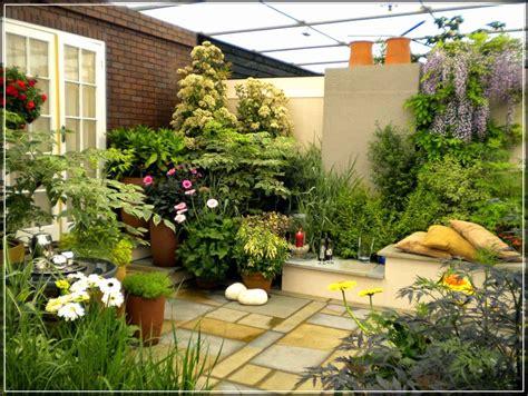 desain taman  rumah  indah  minimalis