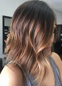Tendance Couleur Cheveux : 50 magnifiques couleurs cheveux tendance 2017 coiffure hair color for black hair hair color ~ Farleysfitness.com Idées de Décoration