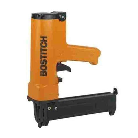 manual floor nailer vs pneumatic bostitch nail gun framing nailer floor finish roofing