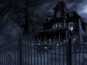 1024x768 Haunted Mansion desktop PC and Mac wallpaper
